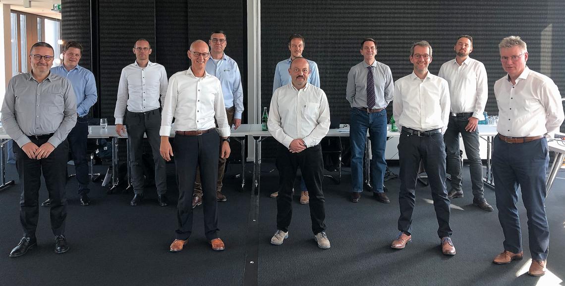 AEF Steering Committee met in Frankfurt under Covid-19 conditions