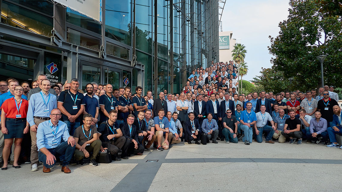 AEF Plugfest Participants